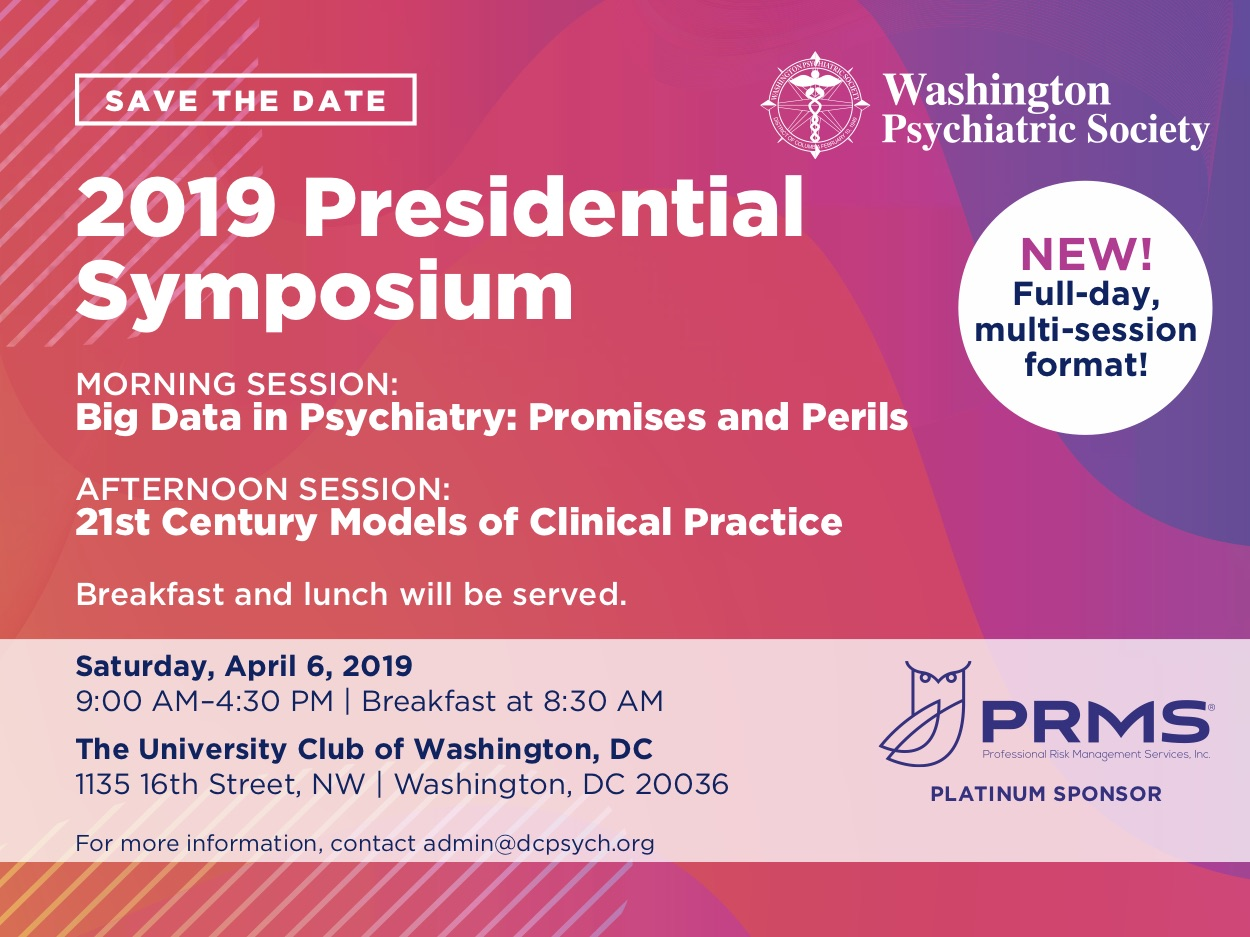 2019 WPS Presidential Symposium