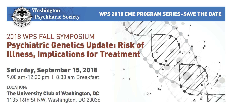 WPS CME Fall Symposium